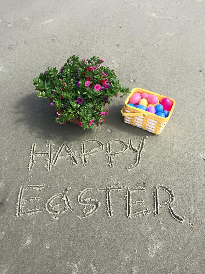 Happy Easter from Sunset Properties